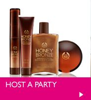 Host a Party with Tammy G as my Body Shop Consultant!