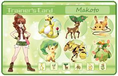 Sailor Moon Pokemon Trainer Cards http://geekxgirls.com/article.php?ID=7059