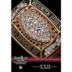 NFL: America's Game - 1987 Washington Redskins - Super Bowl Xxii