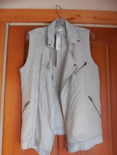 May 2015 Stitch Fix Review -- Gentle Fawn Johnnie Vest