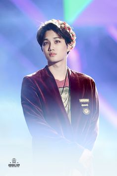 Kai - 161009 Asia Song Festival in Busan Credit: One And Only Kai.
