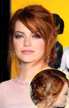 Gotta love Emma Stone's effortless style