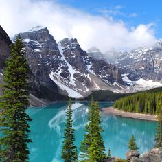 Canada's Most Beautiful National Parks Will Make Americans Jealous ehhh.