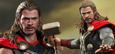 Hot Toys Reveals New Thor: The Dark World Figures | Collector-ActionFigures