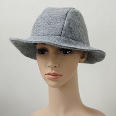 Free sewing pattern. Hat pattern on Papavero. Polish