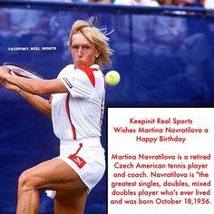keepinitrealsports.com American Tennis Players, Sports Birthday, Birthdays, Running, Anniversaries, Keep Running, Birthday, Why I Run, Birth Day