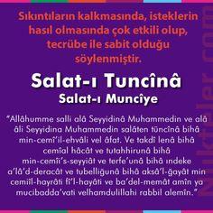 Salat-ı Münciye Duası, Anlamı ve Faziletleri – Arapça ve Türkçe Okunuşu Salaten Tüncina Reflux Disease, Famous Last Words, Meant To Be, Prayers, Faith, Reading, Den, Religion, Prayer