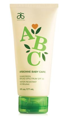 Pregnancy & Newborn Magazine - Features Arbonne ABC Baby