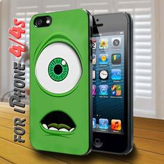 monster inc - design case for iphone 4,4s | shayutiaccessories - Accessories on ArtFire