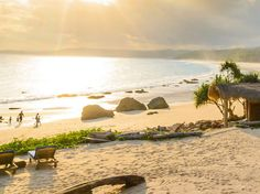 A lush, jungly island that's being heralded as the new Bali, Sumba is the size of Massachusetts and a lot like Bali was back in the 1930s (before it got built up). Nihiwatu will re-open there in June, after a head-to-toe renovation, with 27 rooms. Go for world-class spearfishing, diving, and surfing, and to experience the extreme hospitality and spirituality of the Sumbanese people.