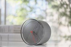 11+ World Clock  by cloudandco, via Behance
