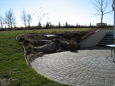 walk out basements with patios - Google Search
