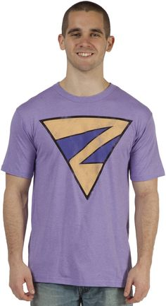 Zan Wonder Twins Costume Shirt by Junk Food