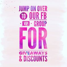 Hurry on over to our VIP Nail Fashion group for a TODAY only special!!!   FB VIP GROUP : Linktr.ee/jdroske Click on Join VIP Group