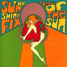 everybell: kirinhead: The original design for the Sunshine Fix: Age of the Sun LP (by steverogers)