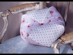 Biscornu cuscino - Video Tutorial