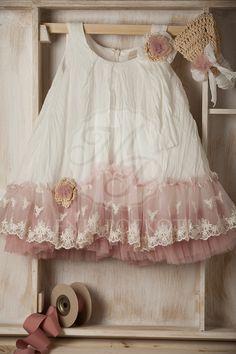 Βαπτιστικό ρούχο για κορίτσι της Neonato