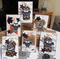 Barbara's creative studio: cards with Project Life by Stampin! - Artisan Desgin Team Blog Hop