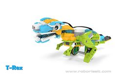 The Dino Park course gives unique opportunity to revive the prehistoric world in your classroom! Lego Wedo, Lego Mindstorms, Lego Gears, Dino Park, Educational Robots, Prehistoric World, Lego Activities, Lego Robot, Super Robot