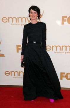 Lena Headley Emmys dress
