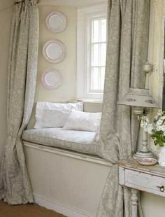 Window seats on pinterest window seats traditional for Window you can sit in
