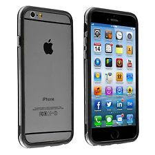 """For Apple iPhone 6 Plus 4.7"""" 5.5"""" TPU Rubber Ultra Thin Bumper Case Frame Cover"""