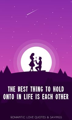 Romantic Love Quotes & Sayings