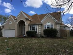Beautiful Home Nestled On A Quiet Cul De Sac, This Beauty is in The Heart Of Virginia Beach in The Landstown School District.   This Amazing 4 Bedroom Home Will Go Fast! This Is The First and Last Stop Needed On Your Search.  ♦♦♦CLICK PICTURE♦♦♦ For more information! Our agents are available 9am-9pm 757-255-8289