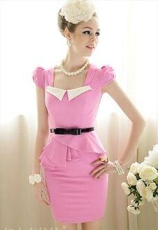 quiero un vestido de ese color <3
