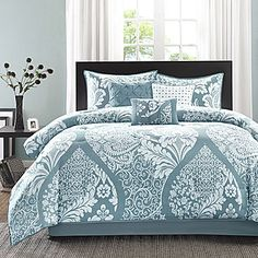 jcp | Madison Park Franchesca 7-pc. Comforter Set  $189