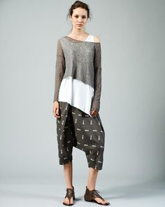 Crea Concept   Atelier Designers Grey Fashion, Fashion Wear, Cute Fashion, Boho Fashion, Fashion Outfits, Layered Fashion, Western Dresses, Fashion Images, Gypsy Style