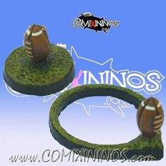 Football Bases for Blood Bowl
