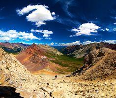Triangle Pass, Colorado, USA