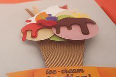 Flora - Ice Cream Creation on Behance