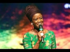 Shola Allyson In Pure Worship