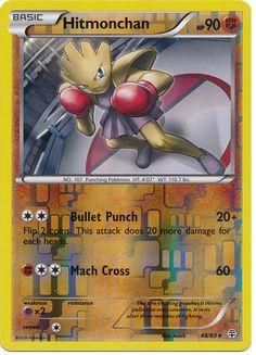 Hitmonchan 48/83 Pokemon TCG: Generations, Reverse Holo Pokemon Card #pokemon #pokemontcg #pokemoncards