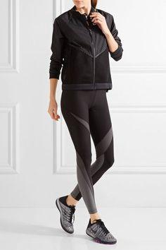 Nike - Free Tr 6 Metallic Mesh And Neoprene Sneakers - Gray - US