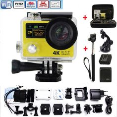 69.60$  Watch now - http://alilha.shopchina.info/go.php?t=32804664657 - H3 H3R Action camera Ultra HD 4K Video Sports Camera 170D Wide Angle Dual Screen Remote Control Extreme Sport waterproof camera  69.60$ #magazineonlinebeautiful