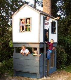 Plans to build a playhouse Plans to build a playhouse Garden Sheds have untold uses there are storage sheds potting sheds tool sheds hobby sheds playhouse sheds even office shed Backyard Playhouse, Build A Playhouse, Playhouse Ideas, Diy Easy Playhouse, Girls Playhouse, Cubby Houses, Play Houses, Casa Kids, House Blueprints