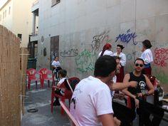 Visita de las Andoleras andaluzas