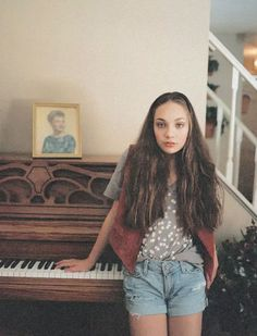Maddie Ziegler for Nylon Magazine, photographed by Beth Garrabrant > http://www.nylon.com/articles/maddie-ziegler-dancing-queen