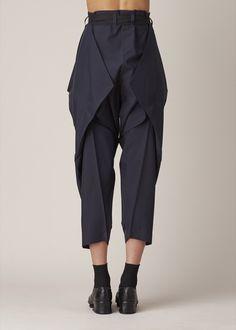 Yohji Yamamoto +NOIR Platform Plain Toe Derby (Black)
