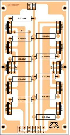 Here in this article, we can learn about transistor circuit diagram of and we can get the diagram to make this circ… in 2019 Electronic Circuit Projects, Electrical Projects, Car Audio Amplifier, Hifi Speakers, Audio Digital, Circuit Board Design, Speaker Plans, Electronic Schematics, Circuit Diagram