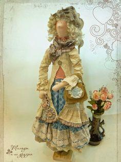 Кукла Тильда - купить игрушки Тильды (ангелы тильды, тильды Бохо-шик, кофейные и домашние феи и ангелы)