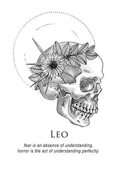 'Leo – Shitty Horoscopes Book XII: Obituaries' Art Print by musterni - leo constellation tattoo Leo Zodiac Facts, Leo Facts, Zodiac Art, My Zodiac Sign, Leo Constellation Tattoo, Leo Tattoos, Leo Zodiac Tattoos, Tatoos, Aquarius Tattoo