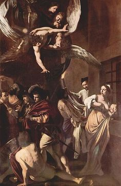 "lovewasntbuiltinaday: ""Michelangelo Merisi da Caravaggio, – ""The Seven Works of Mercy"" Oil on canvas, 1607 390 cm × 260 cm in × 100 in) Pio Monte della Misericordia, Naples, Italy "" Baroque Painting, Baroque Art, Italian Baroque, Italian Painters, Italian Artist, Michelangelo Caravaggio, Works Of Mercy, Renaissance Kunst, Classic Paintings"