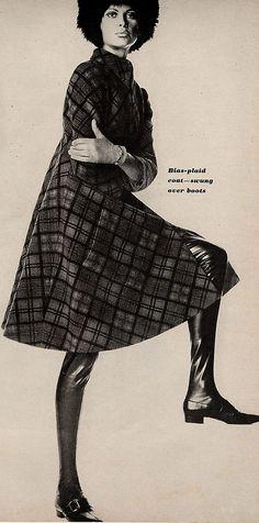 Oscar de La Renta 1968 | Magnificent boots designed by David… | Flickr