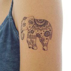 elephant tattoo designs (11)