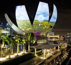 싱가포르 자유여행 : 현대건축/현대건축물/현대도시/예쁜건물 : 네이버 블로그