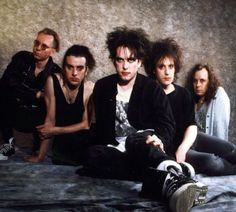The Cure. Best band ever, regardless of line-up.